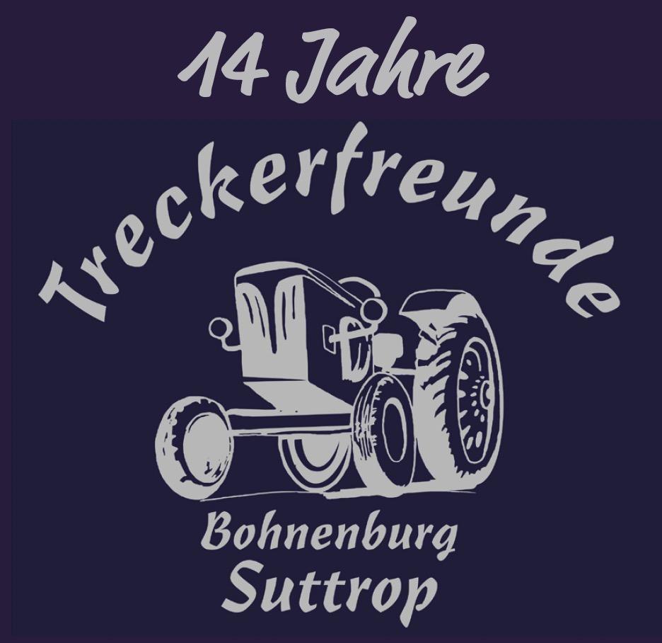 Treckertreffen am 25./26. August 2018 an der Bohnenburg