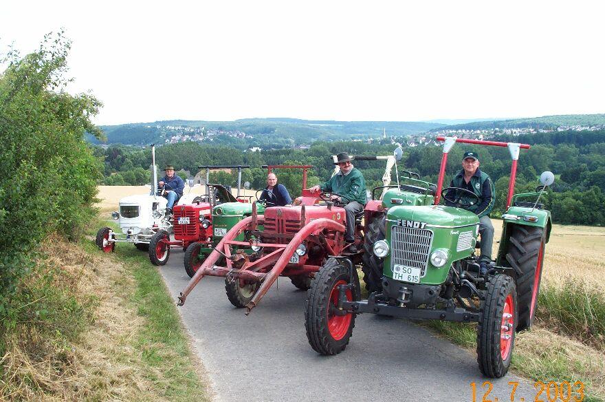 NEUER TERMIN: 1. Warsteiner Trecker-Rundfahrt – Samstag 8. Juli 2017